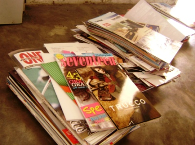 recycled-magazines